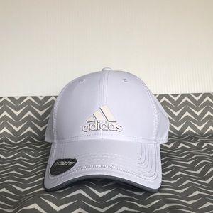 Adidas Adjustable White Hat